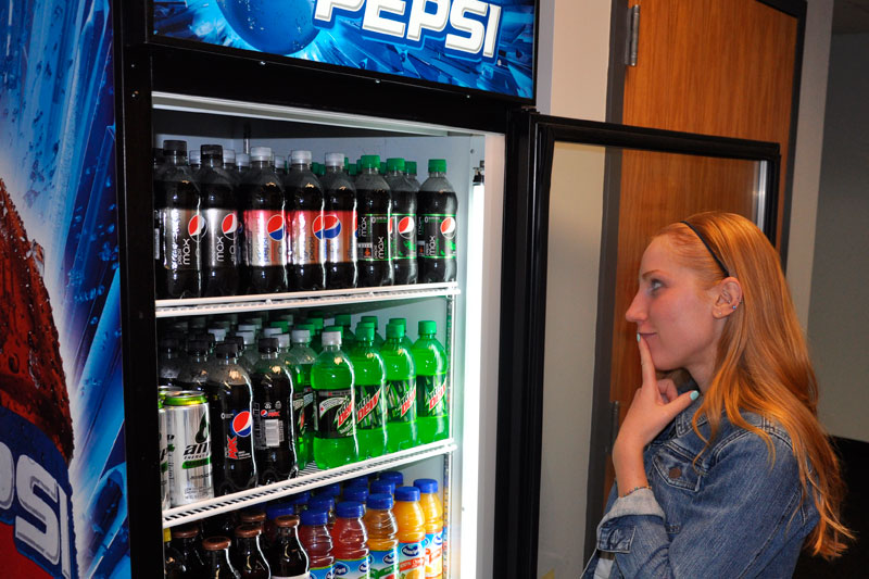 Stocked Pepsi at Fusionapps